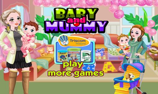 Baby and Mummy - baby game