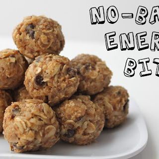 No-Bake Energy Bites.