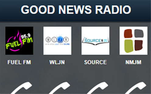 GOOD NEWS RADIO APP- screenshot thumbnail