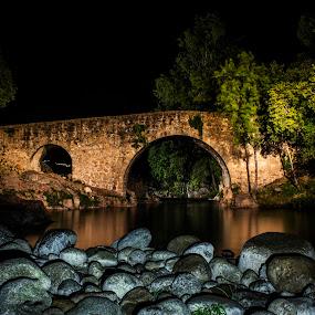 PUENTE DE CUARTOS by Miguel Lopez De Haro - Buildings & Architecture Bridges & Suspended Structures ( bridge )