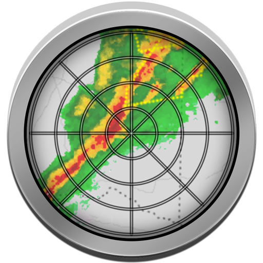 Radar Express - Weather Radar 天氣 App LOGO-APP開箱王