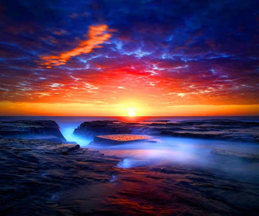 Sunset Sunrise Wallpaper