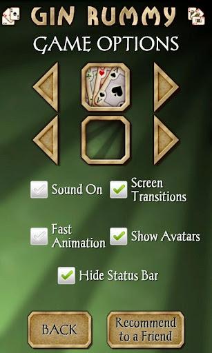 Gin Rummy Free Screenshot