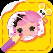 Lalaloopsy: Colour & Sticker