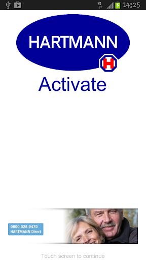 Hartmann Activate GB