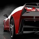 Chevy Corvette Live Wallpaper icon
