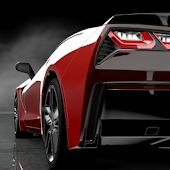 Chevy Corvette Live Wallpaper