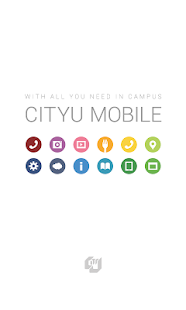 CityU Mobile- screenshot thumbnail