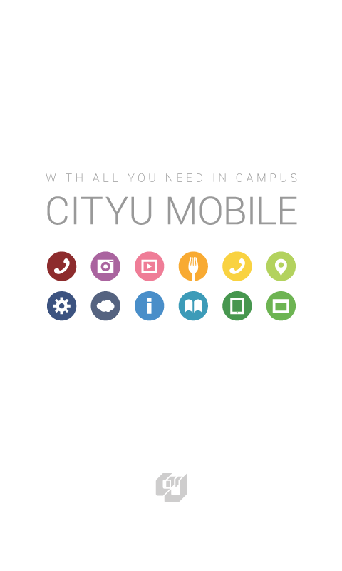 CityU Mobile- screenshot
