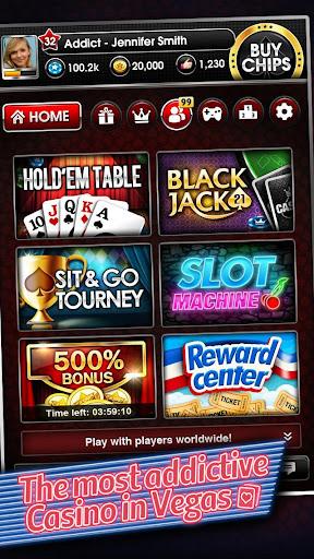 Vegas Casino - Slots Poker