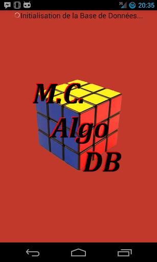 Magic Cube Algo Reminder