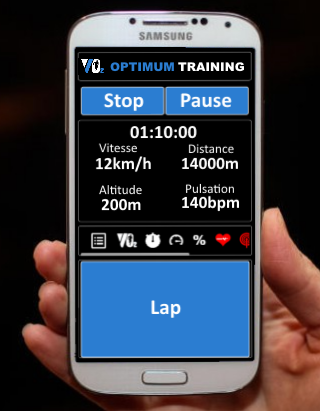 VO2OT Running Jogging Coach