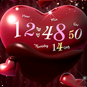 Heart Choco Live Wallpaper