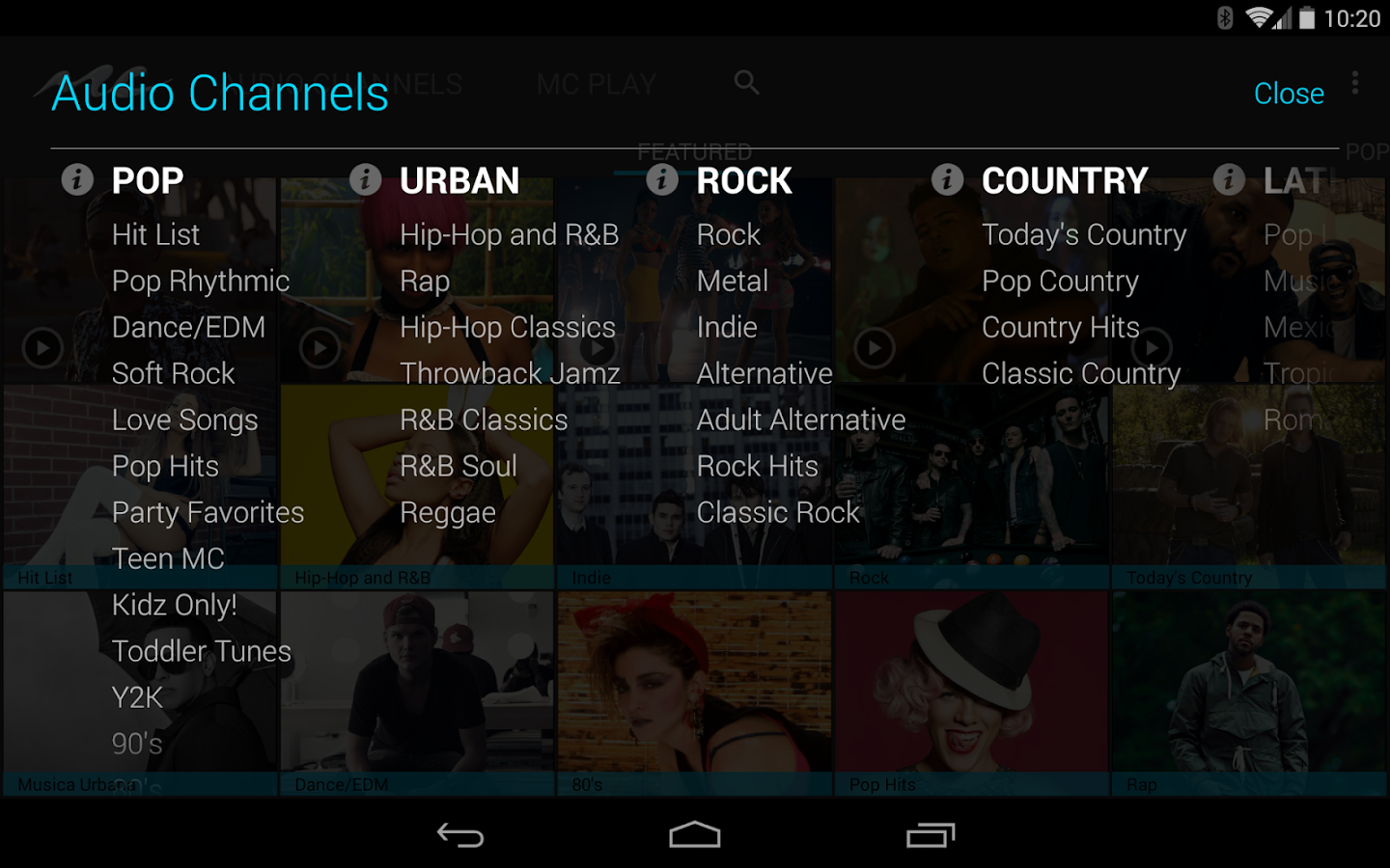Music Choice Android Apps On Google Play