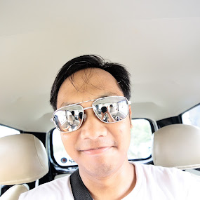 me... by Jiboy Mandey - People Portraits of Men ( selfie, friends, jiboy, nikon, tour,  )