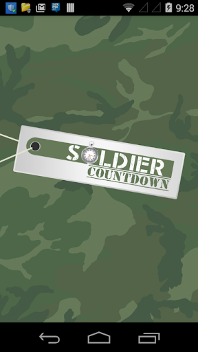 Soldier Countdown