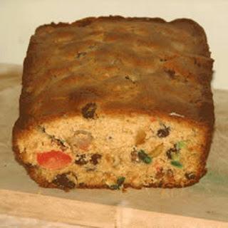 French Fruitcake