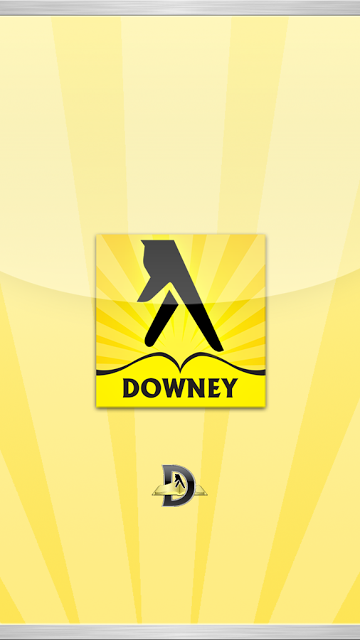 Downey Publishing Yellow Pages- screenshot