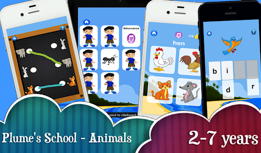 I learn Animals - for kids- screenshot thumbnail