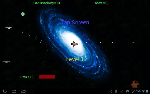 NebulaFrenzyDemo - Space Shoot