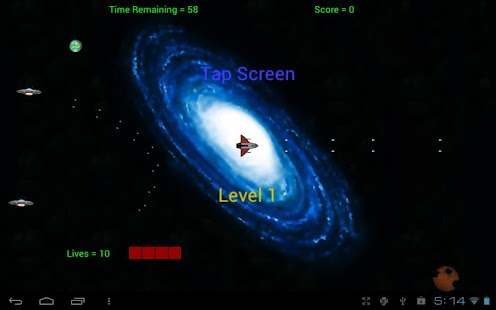 NebulaFrenzyDemo - Space Shoot- screenshot thumbnail