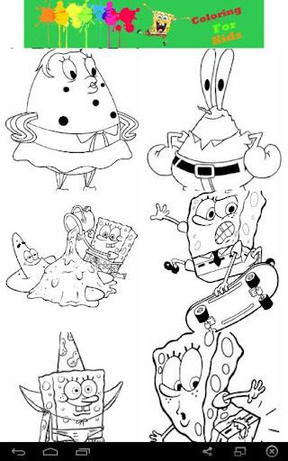 Bob Coloring For Kids