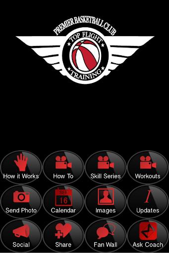 Top Flight Basketball App