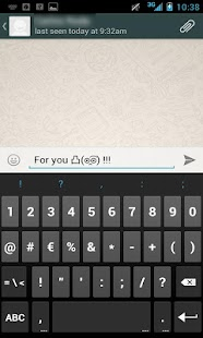 Emoticons for WhatsApp - screenshot thumbnail