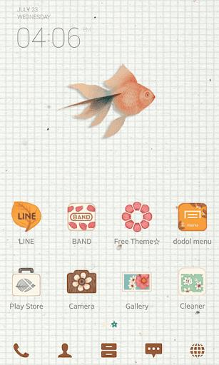 【免費個人化App】Pisces dodol theme-APP點子