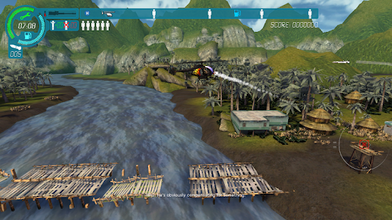 Choplifter HD - screenshot thumbnail