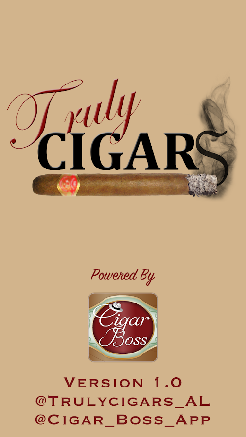 Truly Cigars- screenshot