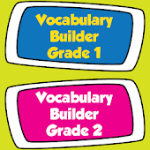 Vocabulary Builder Grades 1-2