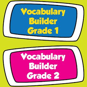 Vocabulary Builder Grades 1-2