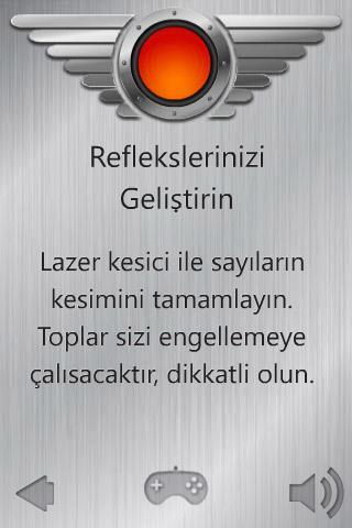 免費街機App|Lazer Kesim|阿達玩APP