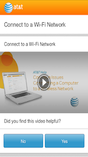 AT&T TS&R Mobile - screenshot thumbnail