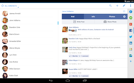Contacts + Screenshot 6