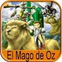 Audiolibro – El Mago de Oz logo
