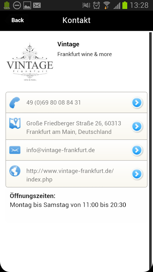 Vintage Frankfurt - screenshot