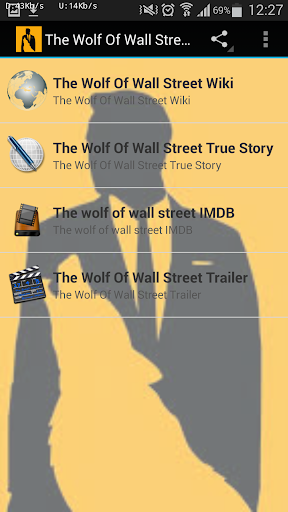The Wolf of Wall Street 华尔街之狼