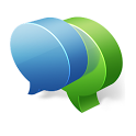 Whatsapp Chat Library icon