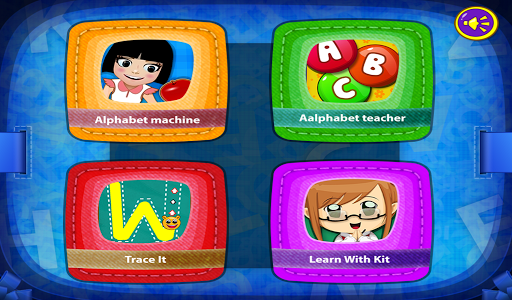 Kids Alphabet Games