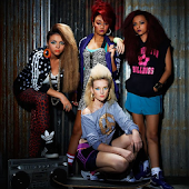 Little Mix Puzzle