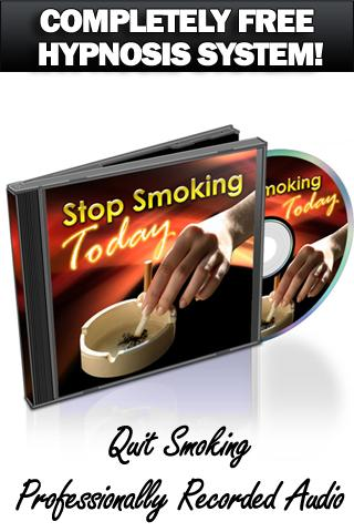 Stop Smoking Hypnosis Audio - screenshot