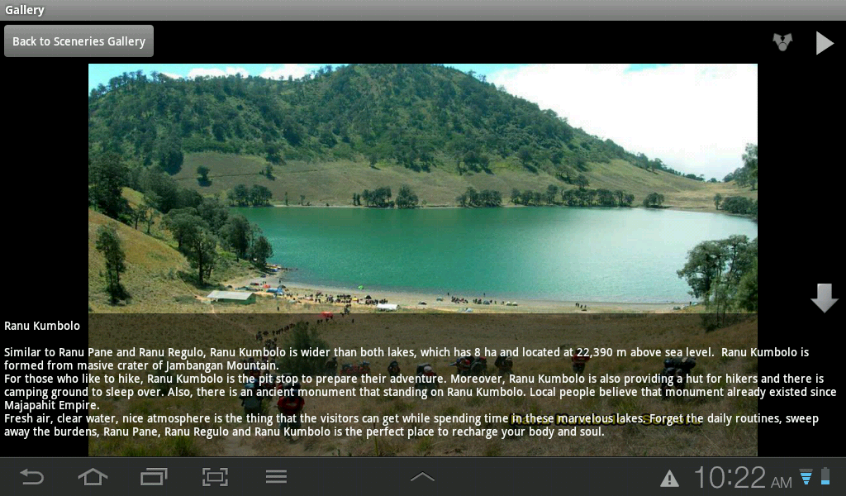 Travel to East Java- screenshot