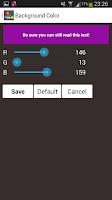 Screenshot of Checkbook Genius 3 App