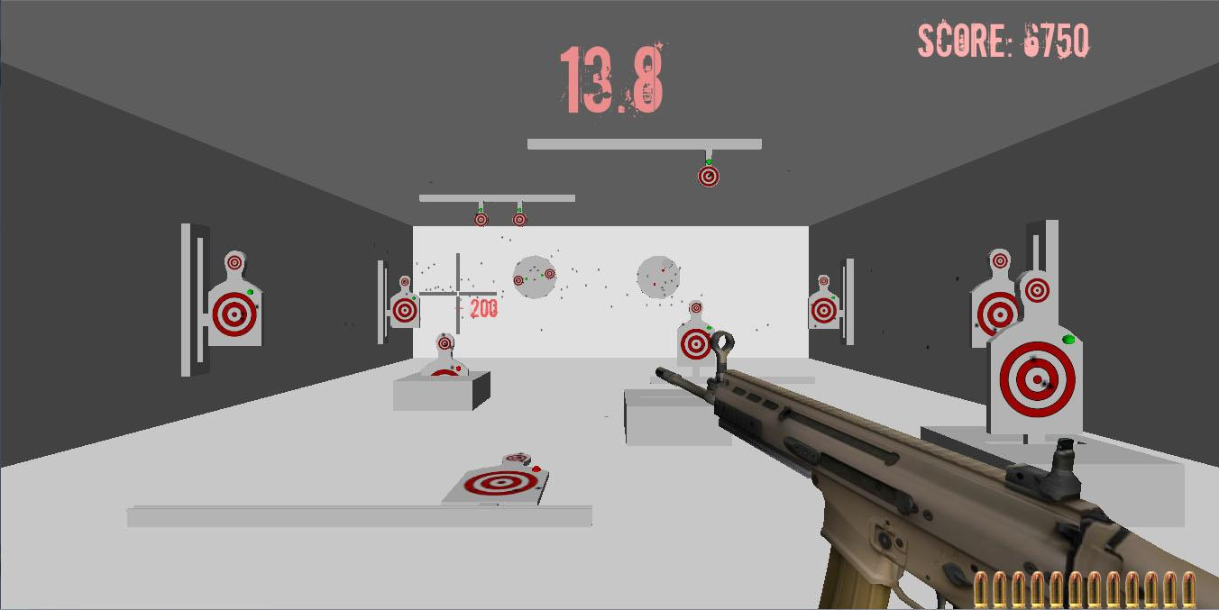 Target Shooter 3D Free- screenshot