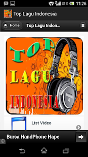 Top Lagu Indonesia screenshot