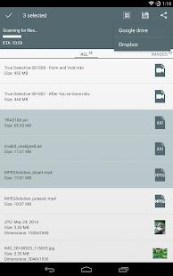 Undeleter for Root Users Key - screenshot thumbnail