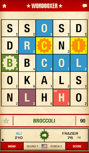 WordBoxer: Knockout Word Game- screenshot thumbnail