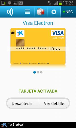 CaixaWallet Vodafone